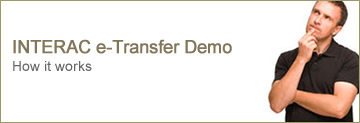Interac e-Transfer Demo